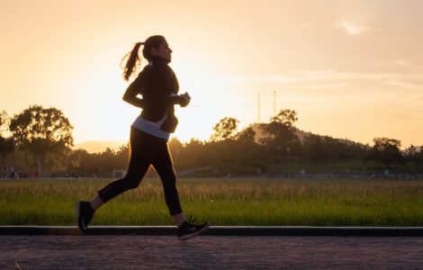 Running through pregnancy - Nursing
